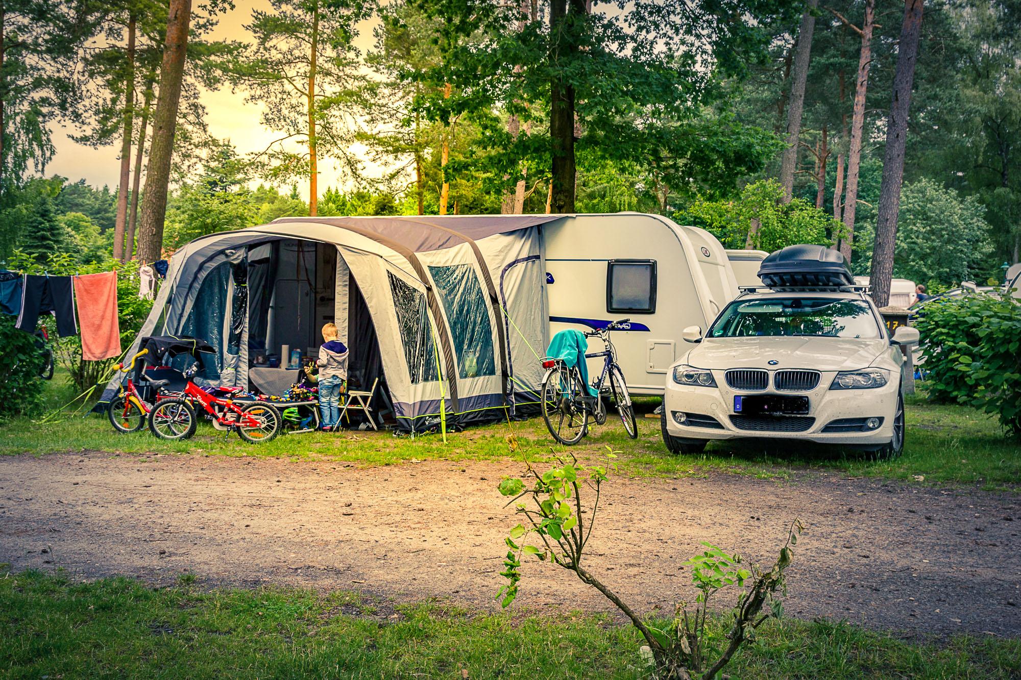 Südsee-Camp Wrogewald