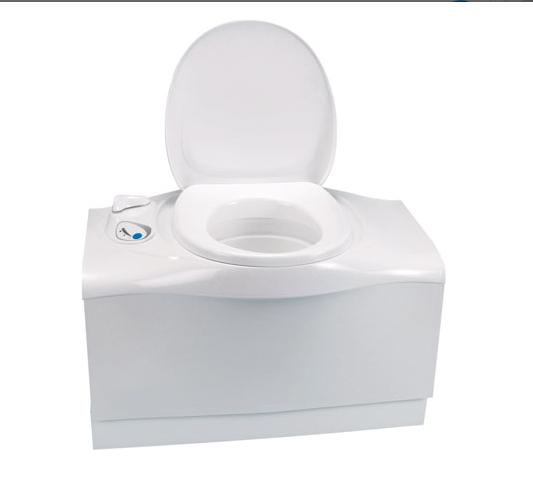 Wie Du eine Toilettenspülung einer Thetford-Toilette selbständig reparieren kannst!