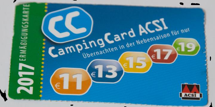ACSI-Card – Für Familien? Macht das Sinn?